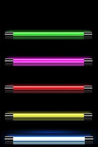 Colour Shelves