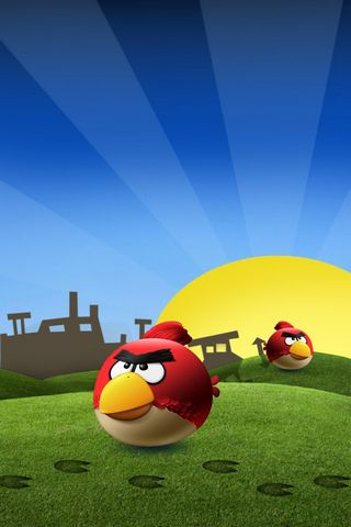Angry Birds Iphone 4