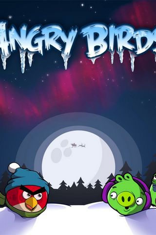 Angry Birds Cold