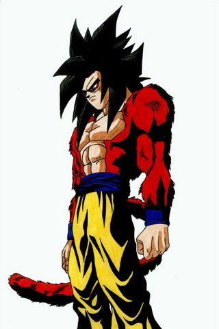 Goku Ss42