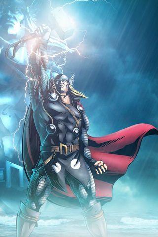 Thor Animation