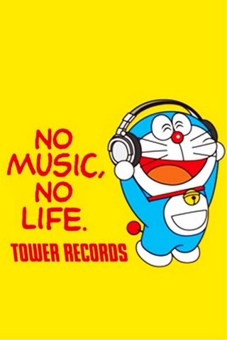 Doraemon X Tower Records
