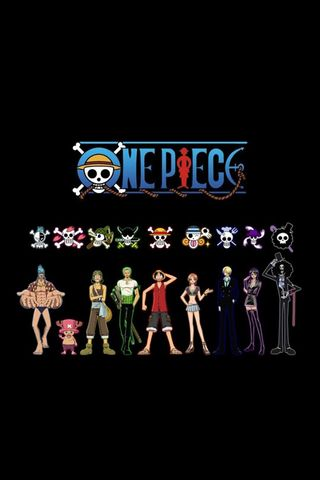 One Piece Crews