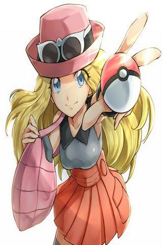 Pokemon The Beautiful Serena