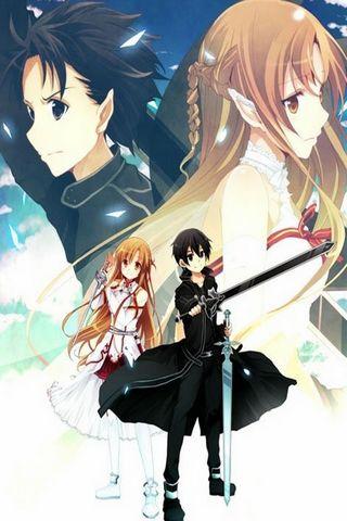 Sword Art Online Kirito & Asuna