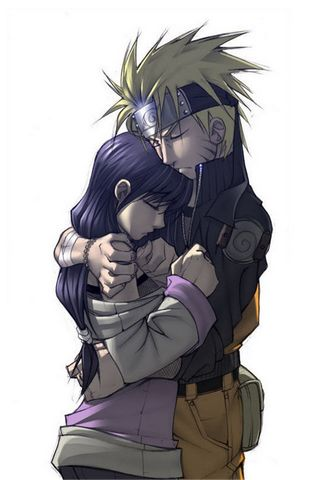 Naruto Loving Hinata