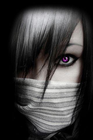 Pink Eyed
