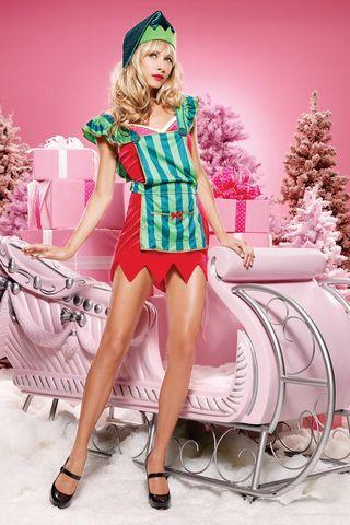 Santa Girl 042