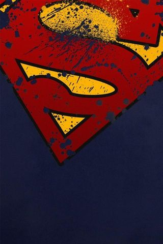 Superman Iphone