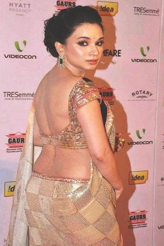 Madhuri Dixit Nene Back