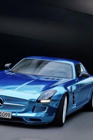 Mercedes Benz Slr Amg
