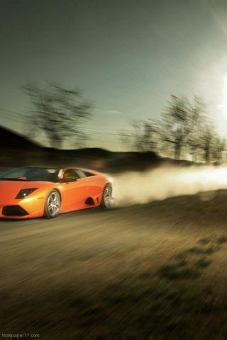 Lambo Roadster