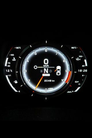 Speedo Meter Lexus