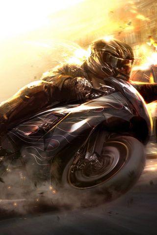 Fire Racer