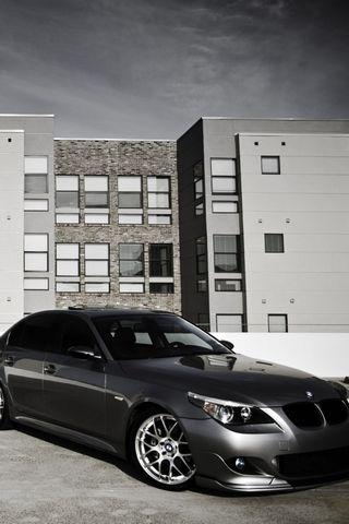 Dark BMW
