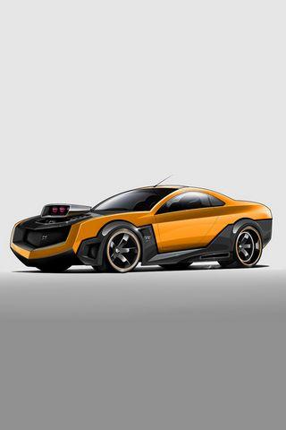 Camaro SS Concept