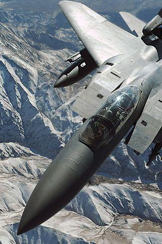 McDonnell Douglas F15