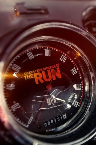 Nfs The Run Speedometer