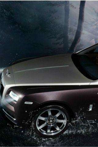 2014 Rolls Royce Wraith 5