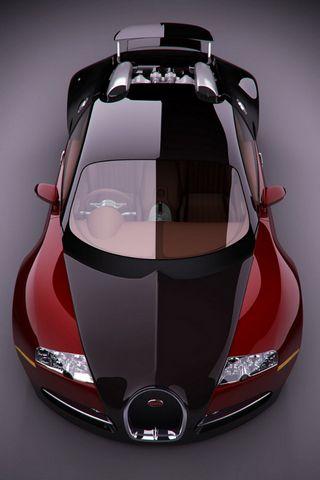 Bugatti Veyron Hd
