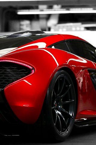 Red Mclaren