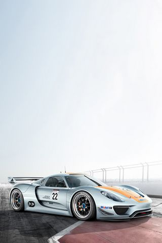 포르쉐 918 Rsr