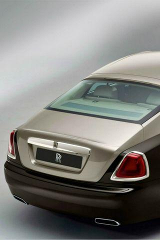 2014 Rolls Royce Wraith 1