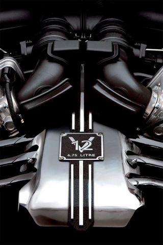 Rolls Royce Engine