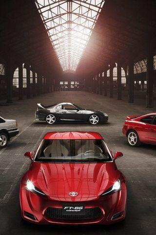 Toyota Evolution