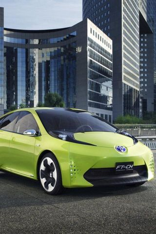 Toyota Concept Green