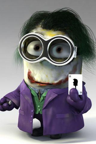 Minion The Joker