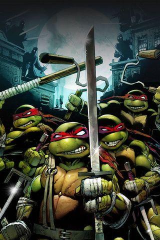 Mutan Ninja Turtles