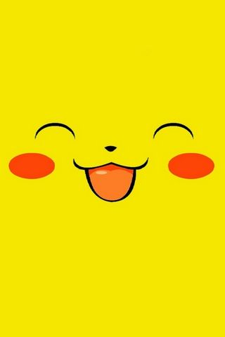 Pikachu Smelling Face