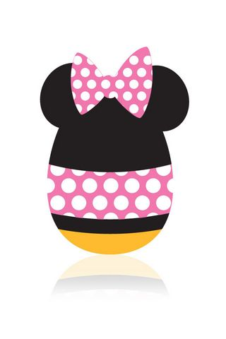 Minnie Mouse Minimal