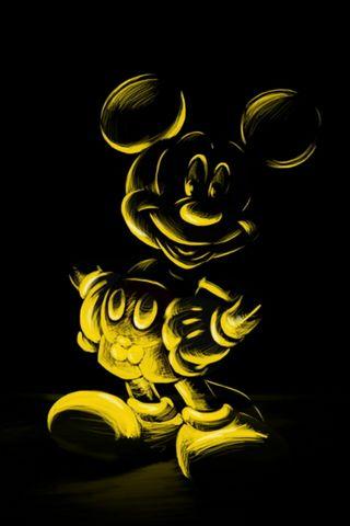 Golden Mickey