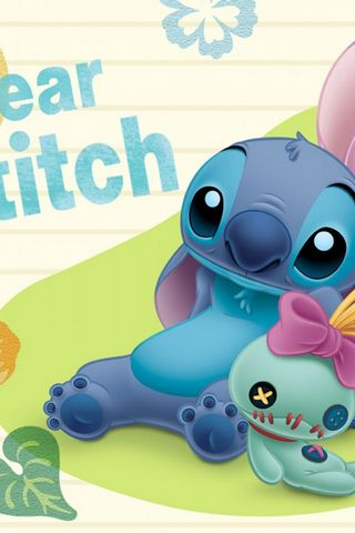 Stitch E Girlfriend