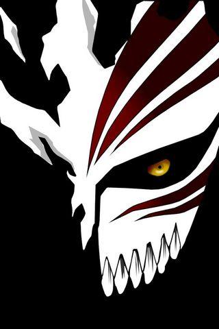 Ichigo खोखले मुखौटा