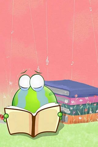 Froggy Reading
