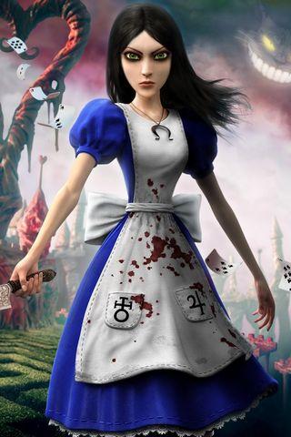 Аліса зла
