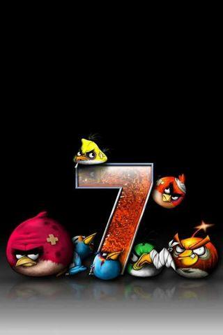Win7 Angry Bird