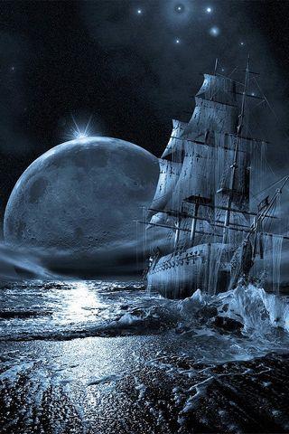 Navires de la lune