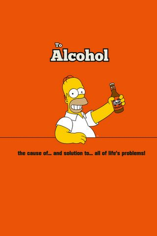 Simpsons To Alcohol 2