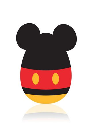 Mickey Mouse Minimal