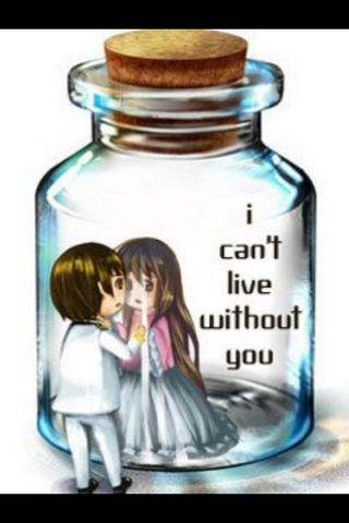 I Can't Live Without U
