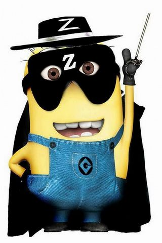 Mask Of Minion