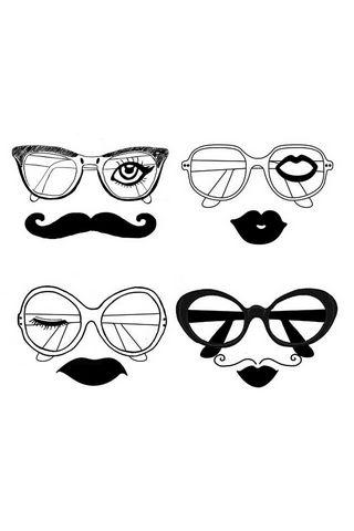 Ms. Moustache