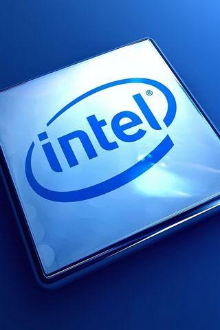 Intel Logosu