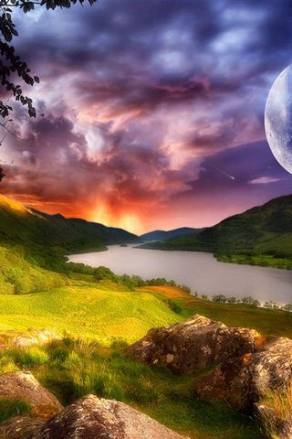 Fantasy Beautiful Scenery