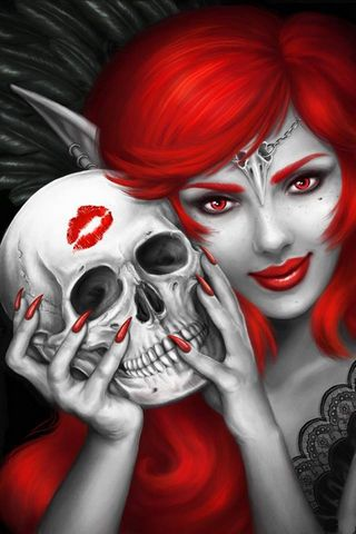 Kiss My Skull