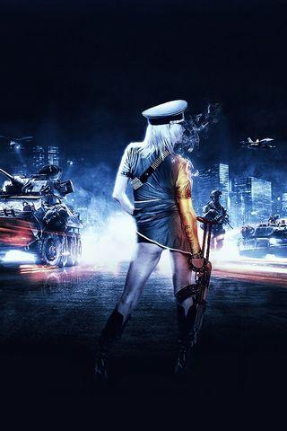 Battlefield Girl